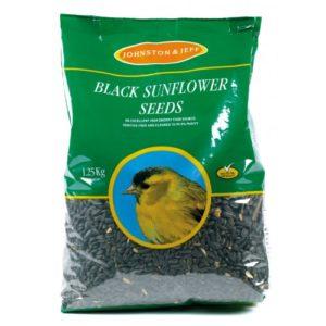 J&j Black Oil Sunflowerseed 12.75kg