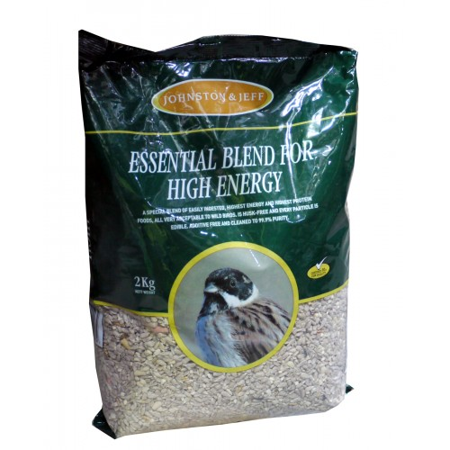 J&j Essential Blend For High Energy 12.75kg