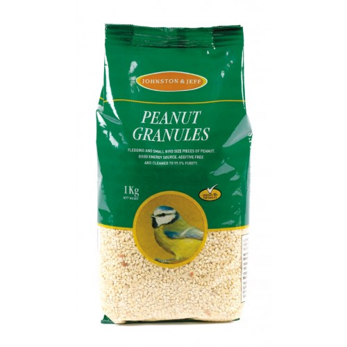 J&j Peanut Granules 1kg