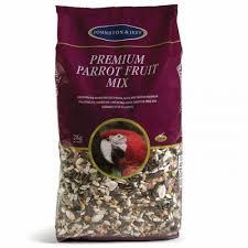 J&j Premium Parrot Fruit Mix 12.75kg