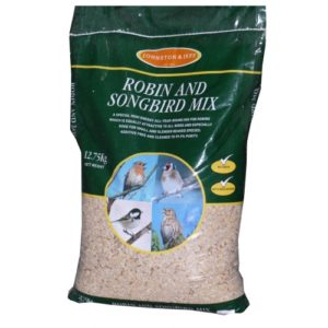 J&j Robin And Songbird Mix 12.75kg
