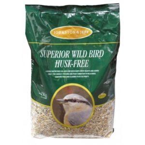 J&j Superior Wild Bird Seed 20kg