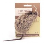 Jolly Moggy Catnip Play Mouse Assorted Lge x3
