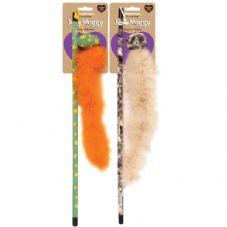 Jolly Moggy Feather Boa Teaser Assorted