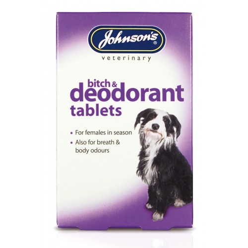 Jvp Bitch & Deodorant Tablets (40