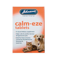 Jvp Dog & Cat Calm-eze 36 Tablets