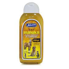 Jvp Dog & Cat Manuka Honey Shampoo & Conditioner 200ml