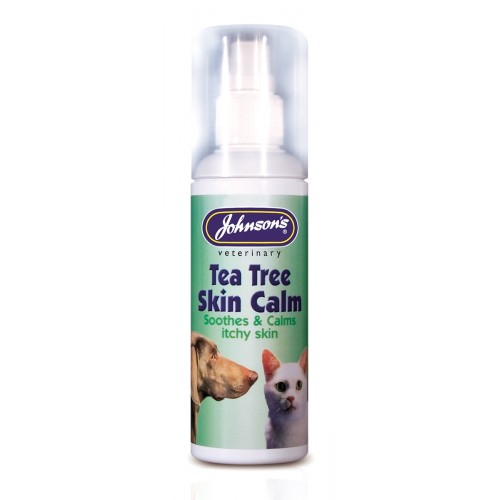 Jvp Dog & Cat Tea Tree Pump Spray 150ml