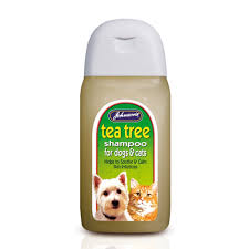 Jvp Dog & Cat Tea Tree Shampoo 200ml