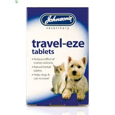 Jvp Dog & Cat Travel-eze 24 Tablets