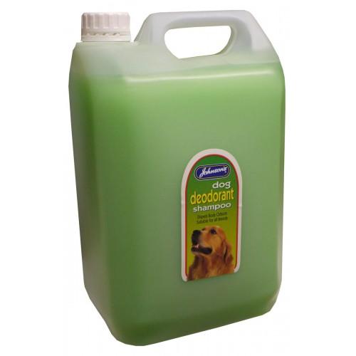 Jvp Dog Deodorant Shampoo 5 Ltr