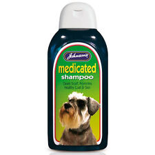 Jvp Dog Medicated Shampoo 200ml