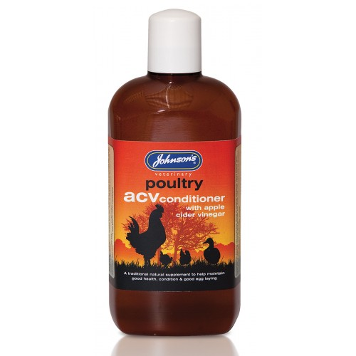Jvp Poultry Acv Conditioner 500ml
