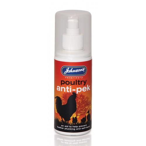 Jvp Poultry Anti-pek Pump Spray 100ml