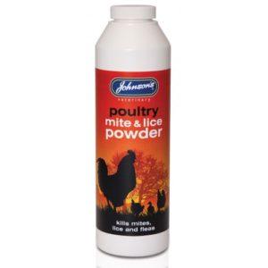 Jvp Poultry Mite & Lice Powder 250g