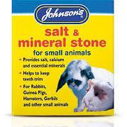 Jvp Small Animal Salt & Mineral Stone 120g