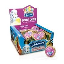 Jvp Treat2eat Budgie Seed Bell 34g