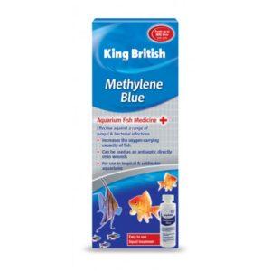 King British Aquarium Methylene Blue 100ml