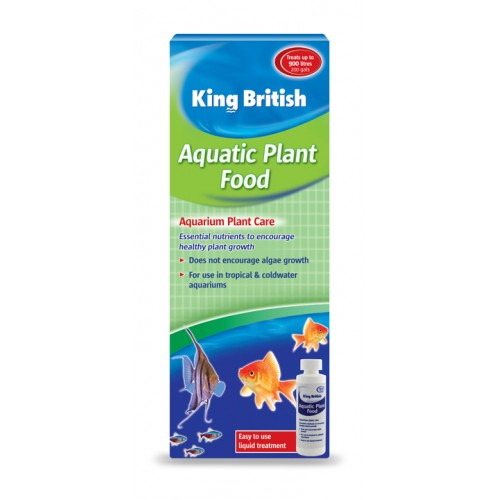 King British Aquarium Plant Food 100ml