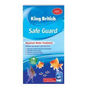King British Aquarium Safe Guard 250ml