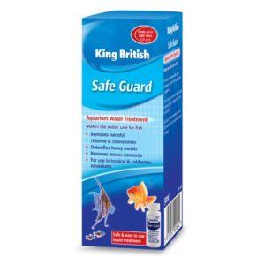 King British Aquarium Safe Guard 50ml