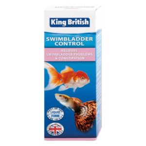 King British Aquarium Swimbladder Control 100ml