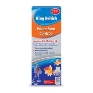 King British Aquarium White Spot Control 100ml