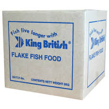 King British Goldfish Flake-standard Formulation 6kg
