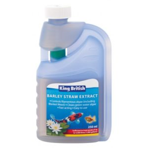 King British Pond Barley Straw Extract 250ml