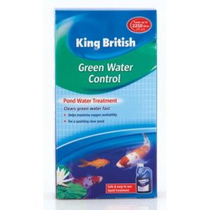 King British Pond Green Water Control 250ml