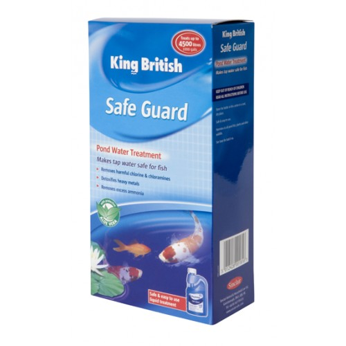 King British Pond Safe Guard 250ml