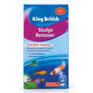 King British Pond Sludge Remover 250ml