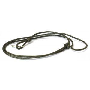Kjk Ropeworks Necklet For Whistle Olive 3mm