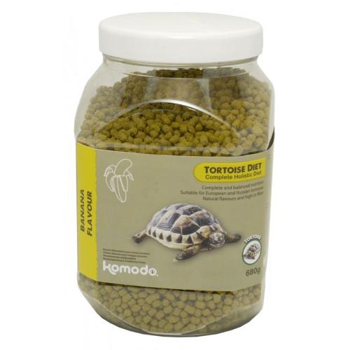 Komodo Tortoise Diet Banana