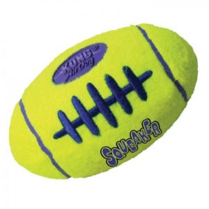 Kong Air Squeaker American Football Med
