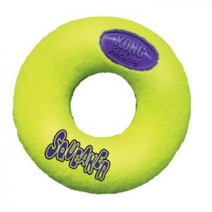 Kong Air Squeaker Donut Med
