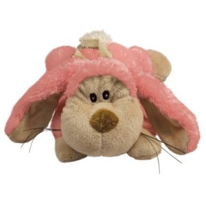 Kong Cozie Dog Pastel Assorted Colours