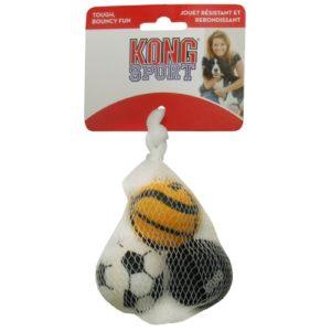 Kong Sport Tennis Balls Extra Small 3 Pack