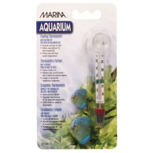 Marina Floating Glass Thermometer 10cm