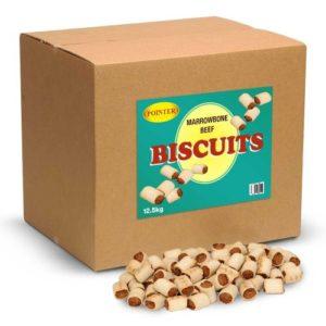 Marrowbone Beef Biscuit 12.5kg