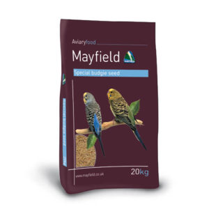 Mayfield Budgie Special 20kg