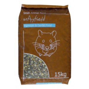 Mayfield Hamster Food 15kg
