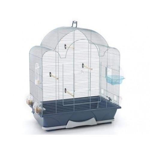 Melodie 50 Bird Cage Silver 64x38x73cm