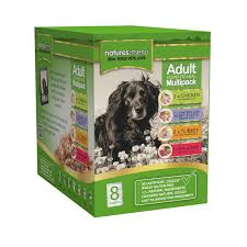 Natures Menu Dog Adult Pouch Multipack 8x300g