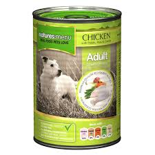 Natures Menu Dog Can Chicken With Veg 400g