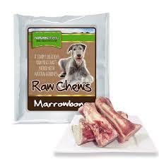 Natures Menu Dog Raw Frozen Chews Marrowbone 1pce X1