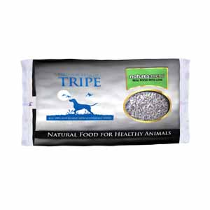 Natures Menu Dog Raw Frozen Free Flow Tripe 2kg X6