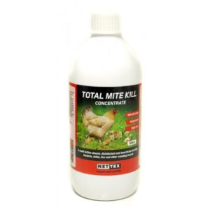 Net-tex Poultry Total Mite Kill Liquid Concentrate 500ml