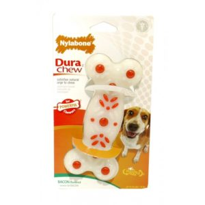 Nylabone Dura Chew Plus Bacon Medium/wolf