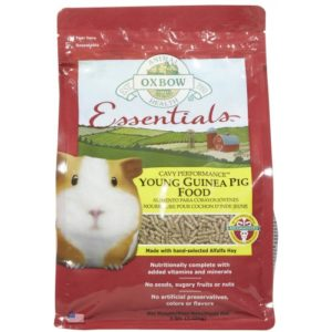 Oxbow Cavy Performance Young Guinea Pig Food 4.5kg